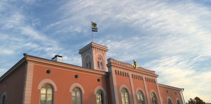 Raatihuone Råthuset