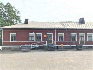 kuva Pernajan kirjasto