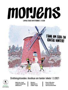 Länk till infotidningen Morjens