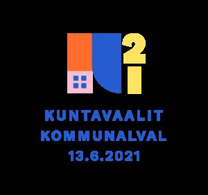 Kuntavaalit 13.6.2021 Kommunalval